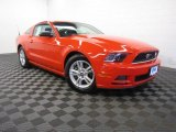 2013 Race Red Ford Mustang V6 Coupe #84478129