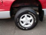 Dodge Dakota 1998 Wheels and Tires