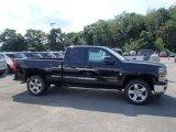 2014 Black Chevrolet Silverado 1500 LT Double Cab 4x4 #84477976