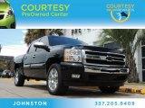 2010 Black Chevrolet Silverado 1500 LT Crew Cab #84477910