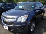 2013 Atlantis Blue Metallic Chevrolet Equinox LT #84477790