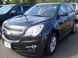 2013 Tungsten Metallic Chevrolet Equinox LT AWD #84477788