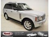 2007 Zermatt Silver Metallic Land Rover Range Rover Supercharged #84478045