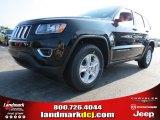 2014 Black Forest Green Pearl Jeep Grand Cherokee Laredo #84477949