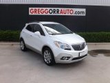 2013 White Pearl Tricoat Buick Encore Leather #84478095
