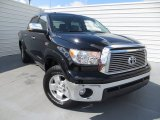 2012 Black Toyota Tundra T-Force 2.0 Limited Edition CrewMax #84518470