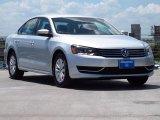 2014 Reflex Silver Metallic Volkswagen Passat 2.5L Wolfsburg Edition #84518721
