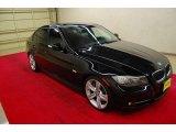 2009 Jet Black BMW 3 Series 335i Sedan #84518376