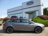 2012 Sterling Grey Metallic Ford Focus SE Sport Sedan #84518287