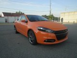 2013 Header Orange Dodge Dart SXT #84518771
