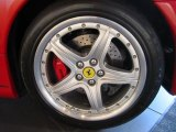 Ferrari 360 2005 Wheels and Tires