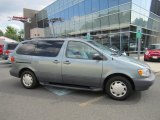 1998 Silver Spruce Metallic Toyota Sienna LE #84518356