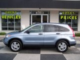 2011 Glacier Blue Metallic Honda CR-V EX #84518513