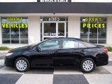 2012 Attitude Black Metallic Toyota Camry L #84518512