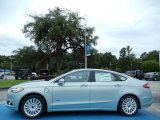 2013 Ford Fusion Energi SE Exterior