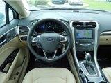 2013 Ford Fusion Energi SE Dashboard