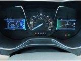 2013 Ford Fusion Energi SE Gauges