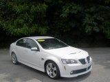 2009 White Hot Pontiac G8 GT #84518682