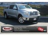 2013 Silver Sky Metallic Toyota Tundra Platinum CrewMax 4x4 #84518168