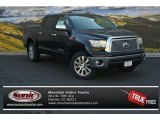 2013 Black Toyota Tundra Platinum CrewMax 4x4 #84518167