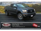 2013 Magnetic Gray Metallic Toyota Tundra TRD Rock Warrior Double Cab 4x4 #84518166