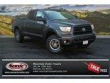 2013 Magnetic Gray Metallic Toyota Tundra TRD Rock Warrior Double Cab 4x4 #84518166