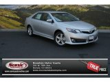 2013 Classic Silver Metallic Toyota Camry SE #84518162
