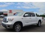 2013 Super White Toyota Tundra Platinum CrewMax 4x4 #84518394