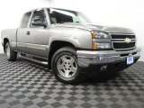 2007 Chevrolet Silverado 1500 Classic LS Extended Cab 4x4