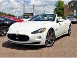2014 Maserati GranTurismo Convertible GranCabrio