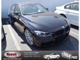 2013 BMW 3 Series ActiveHybrid 3 Sedan