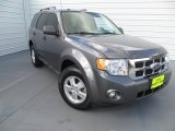 2011 Sterling Grey Metallic Ford Escape XLT #84518472