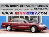 2009 Dark Toreador Red Metallic Mercury Grand Marquis LS #84518574