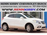 2013 White Pearl Tricoat Buick Encore Convenience AWD #84518571