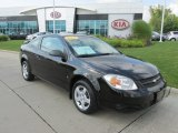 2007 Black Chevrolet Cobalt LS Coupe #84518642