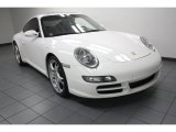2008 Carrara White Porsche 911 Carrera S Coupe #84518564