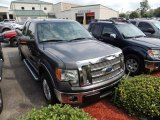 2011 Sterling Grey Metallic Ford F150 Lariat SuperCab #84565576
