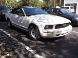 2006 Performance White Ford Mustang V6 Premium Convertible #84565156