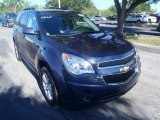 2013 Atlantis Blue Metallic Chevrolet Equinox LT #84565883