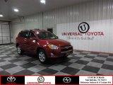 2011 Barcelona Red Metallic Toyota RAV4 Limited #84565257