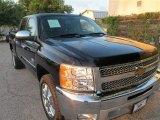 2013 Black Chevrolet Silverado 1500 LT Crew Cab #84565246
