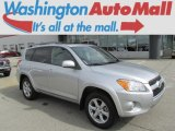 2011 Classic Silver Metallic Toyota RAV4 Limited 4WD #84565340