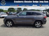 2014 Granite Crystal Metallic Jeep Grand Cherokee Overland 4x4 #84565314