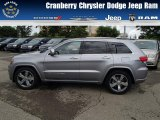 2014 Billet Silver Metallic Jeep Grand Cherokee Overland 4x4 #84565313