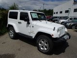 2014 Jeep Wrangler Bright White