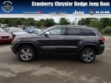 2014 Granite Crystal Metallic Jeep Grand Cherokee Overland 4x4 #84565308