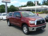 2010 Salsa Red Pearl Toyota Tundra TRD Double Cab 4x4 #84565518