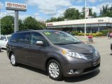 2012 Predawn Gray Mica Toyota Sienna Limited AWD #84565517
