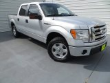 2010 Ingot Silver Metallic Ford F150 XLT SuperCrew #84565510
