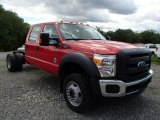 Ford F550 Super Duty Colors